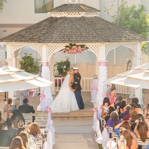 A Golf Course Wedding in Los Angeles