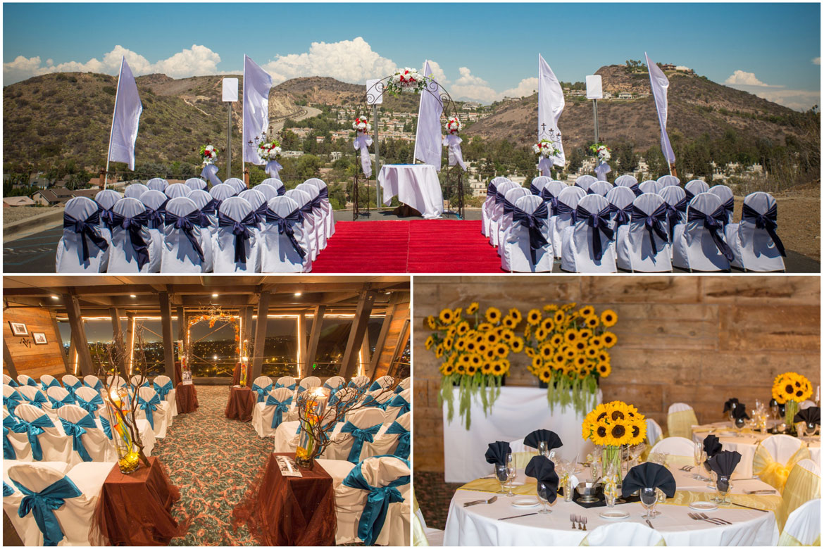 Wedding Reception Ceremony Locations Banquet Catering
